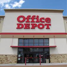 office depot store.  Depot Office Depot Intended Store Exchange