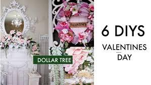 diy crafts 6 diy dollar tree valentines day decor crafts deco mesh wreath spring bridal garland centerpiece funny clone