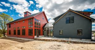 Contemporary Barn Homes The Bancroft