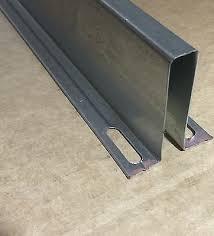 4 of 12 clopay garage door opener reinforcement u bar strut brace kit for 8 wide door