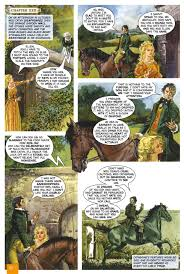 classic literature turned into comic books magazine wuthering heights