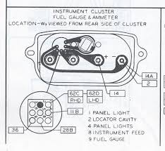 fuel gauge fixed! ih parts america international s1600 wiring diagram at 1972 Scout Ii Wiring Diagram