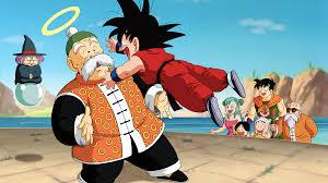 Goku Grandfather HD Wallpaper ...