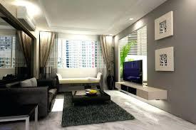 Modern Apartment Living Room Ideas Painting Custom Decoration