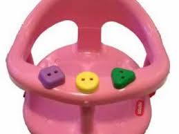 new babymoov fun bath ring seat pink color tub bathtub newborn new born ch images