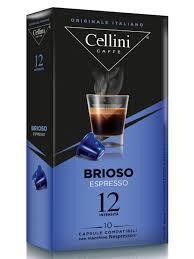<b>Капсулы CELLINI BRIOSO</b> cellini caffe 10863399 в интернет ...