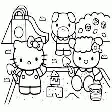 25 Zoeken Hello Kitty Printen Kleurplaat Mandala Kleurplaat Voor