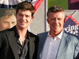 alan thicke robin thicke side by side. Simple Side With Alan Thicke Robin Side By