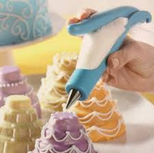 Cake Decorating Accessories Wholesale Baking Cake Nozzle Fondant Tool Dessert Decorating Pen Home Garden 11