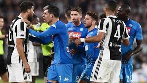 مباراة يوفنتوس ونابولي - قمة الدوري الإيطالي اليوم 3/3/2019-بث مباشر