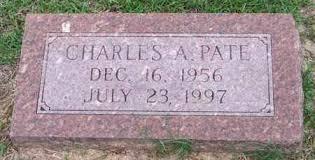 PATE, CHARLES A. - Garland County, Arkansas   CHARLES A. PATE ...
