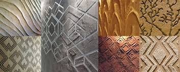 Interior Design, Unique Wall Finishes Natural Clay Plaster Wall Finishes  Clay Wall Systems From Home