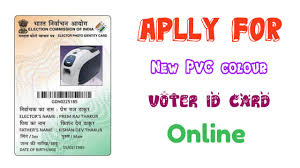 Id Card Hindi - Voter Apply Youtube How Colour To In