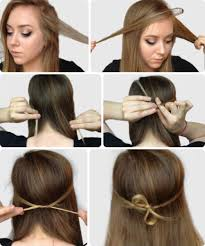 Bows In Hair Style 6 super easy hairstyles for finals week college fashion 1709 by stevesalt.us