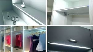 cupboard lighting led. Led Shelf Lighting Shelves Glass Recessed Light With Double Layers Buy Cupboard