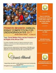 francis ibhawoh foundation home picture