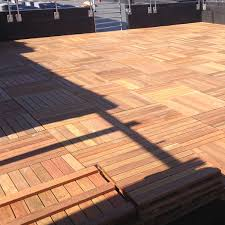 View Options  IPE Deck Tiles by MRP