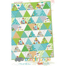 Bungle Jungle Quilt Pattern   Jelly Rolls 2 Go & More Views Adamdwight.com