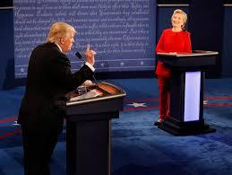 Presidential Debate Highlights Clinton Vs Trump S Top Moments