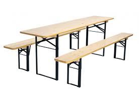 Beer Garden Table \u0026 Benches