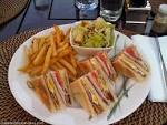 Images & Illustrations of club sandwich