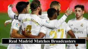 Real Madrid vs Real Betis Live Stream LA Liga (Free Channel)
