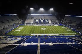 Byu Cougar Stadium Seating Chart Byu Vs Liberty How To Watch Attend Stream Or Listen To
