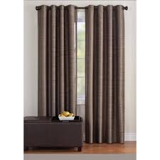 Maroon Curtains For Bedroom Better Homes And Gardens Strie Stripe Window Panel Walmartcom
