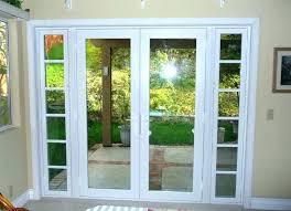 8 ft sliding patio doors sliding door with sidelights door steel 8 ft sliding patio doors