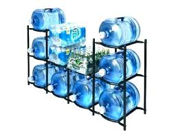 water storage 5 gallon top modular bottle racks rack 4 tier b water bottle storage rack 5 gallon