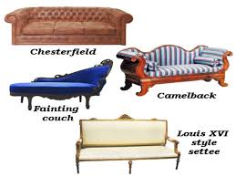 Living Room: Types Of Sofas Luxury A Helpful Guide For Ing A Vintage Sofa -