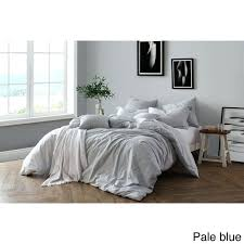 cotton duvet covers king all natural yarn dye chambray cover set soft wrinkled look ikea size cotton duvet covers king