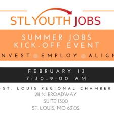 Stl Youth Jobs Summer Jobs Kick Off Event Youthbridge 2019