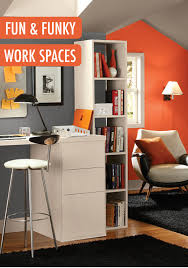 colors to paint an office. Bring A Bit Of Vibrancy To Your Office Or Workspace With Contrasting Colors Like Intellectual Gray And Inferno Orange. These BEHR Paint Get Balanced An I