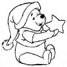 Disegni Da Colorare Winnie Pooh Natale Fredrotgans