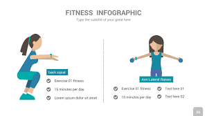 Fitness Powerpoint Presentation Template By Rengstudio Graphicriver