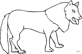 Small Picture Coyote 14 coloring page Free Printable Coloring Pages
