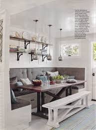 Kitchen Table With Corner Bench Seating U2013 TheltcoCorner Seating Kitchen