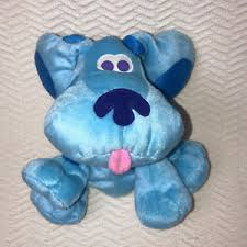 blues clues green puppy plush. Image Is Loading Fisher-Price-Nick-Jr-Blue-039-s-Clues- Blues Clues Green Puppy Plush