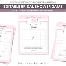 Wedding Bingo Words Free Bingo Board Template Chanceinc Co