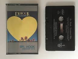 Dr Hook And The Medicine Show Greatest Hits Compilation Country Rock Music Vintage Cassette Tape 1980 Free Shipping Canada Usa