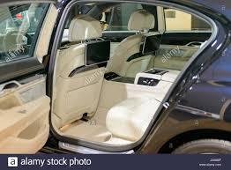 BMW Convertible bmw 735i interior : Bmw Seat Stock Photos & Bmw Seat Stock Images - Alamy