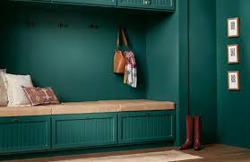 wall paint colors. Valspar: Favorite Green 5011-4 In An Entryway. Wall Paint Colors W