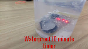 How To Make A Waterproof 10 Minute Timer 8 Steps With