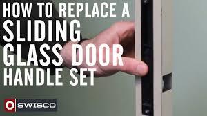 invaluable sliding glass patio door handle patio doors how to replace sliding glass door handle set