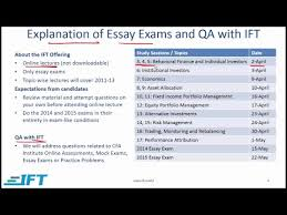 level iii final review strategy essay exams
