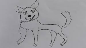 realistic dog drawing step by step. Fine Drawing How To Draw A Small Dogdraw Realistic Dog Step By For  Beginners Intended Realistic Dog Drawing Step By C