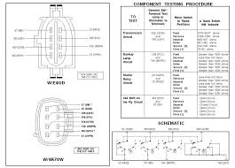 93 f150 mlp sensor wiring diagram ford truck enthusiasts forums the connector you have looks like it is for a 4r70w or my ford manual has some very poor artist renditions