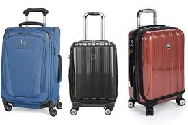 Delsey Luggage Size Chart 8 Of The Best Carry On Suitcases For Travel Amazon Best