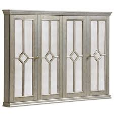 mirror tv wall cabinet home safe